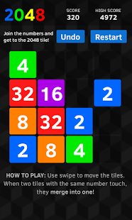 2048 Classic Puzzle +6 Games - náhled