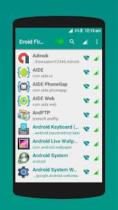 Droid Firewall v1.3 [Pro] APK 2