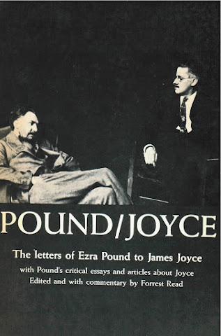 cover image for Pound/Joyce: Letters & Essays