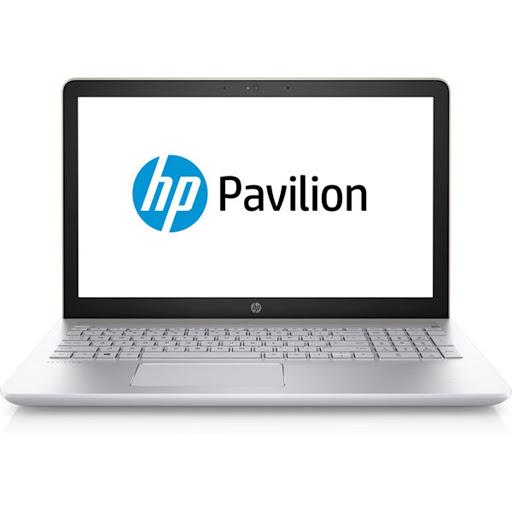 Máy tính xách tay/ Laptop HP Pavilion 15-cc043TU (3MS18PA) (Vàng)