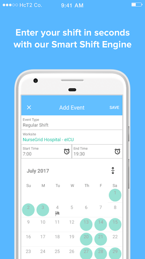 NurseGrid 3.1.0 screenshots 3