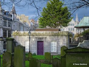 Photo: St Nicholas Kirkyard, Aberdeen