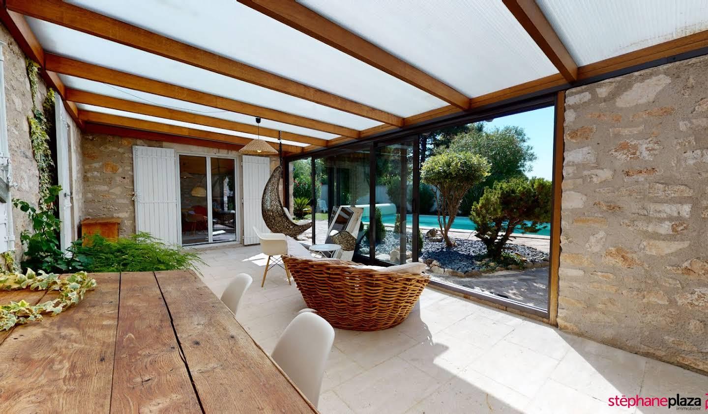 Maison avec piscine et terrasse Mollégès