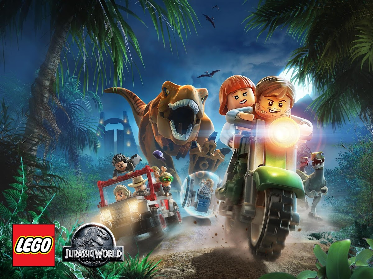 LEGO® Jurassic World™- screenshot