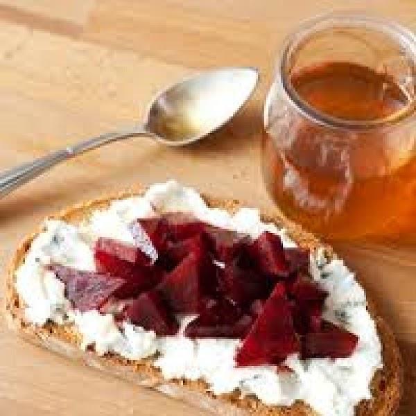 Panini With Roasted Beet And Tarragon Spread Recipe