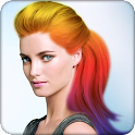 Hair Color Changer : Editor icon