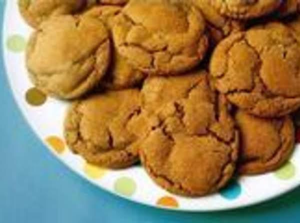 Raisin Molasses Gem Cookies Recipe