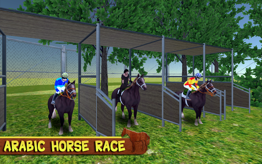 Racing Horse Championship 3D 2.2 Screenshots 5