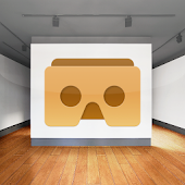 VR Personal Art Gallery 3D
