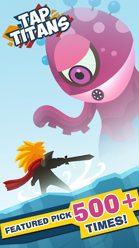 Tap Titans screenshot 1