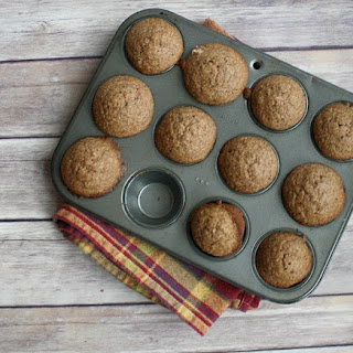 Chocolate Malt-O-Meal Muffins with Chia Seeds