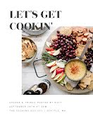 Let's Get Cookin' - Poster item