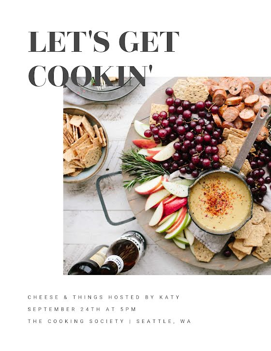 Let's Get Cookin' - Flyer Template