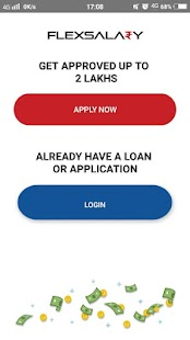Personal Loan App, Instant Loans Online-FlexSalary Screenshot