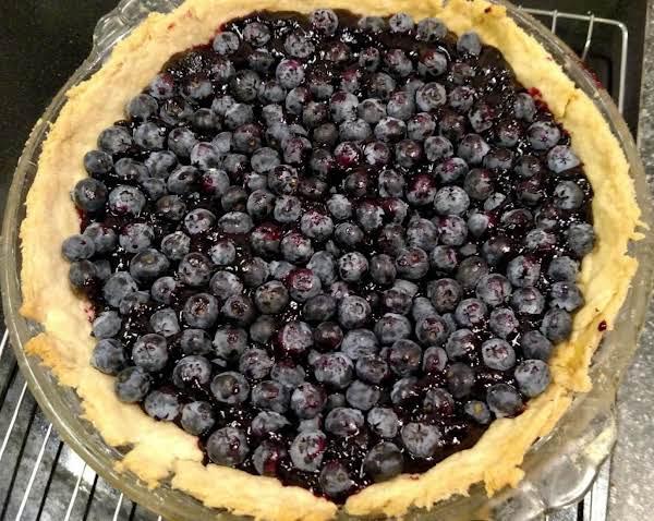 Incredibility Great Blueberry Pie Recipe