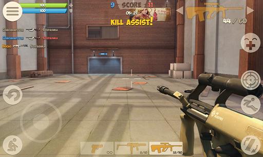Contra City - Online Shooter (3D FPS) 0.9.9 screenshots 8