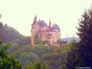 Photo: #022-Le château de Menthon Saint-Bernard.