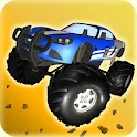 Monster Truck UpHill Racing 3D icon