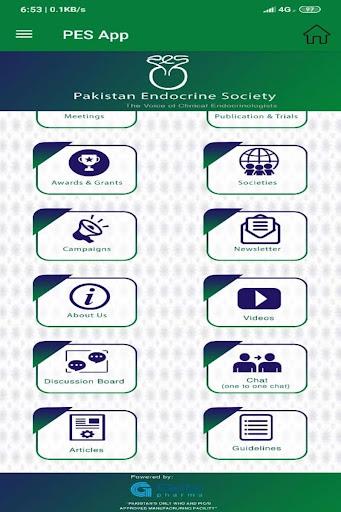 PES App screenshot 5