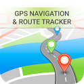 GPS Navigation - Route Finder & Tracker icon