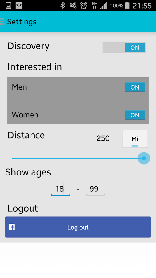 Smalltalk Dating- screenshot