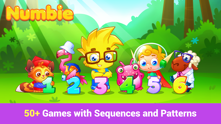 Early Learning: Sequences- screenshot thumbnail