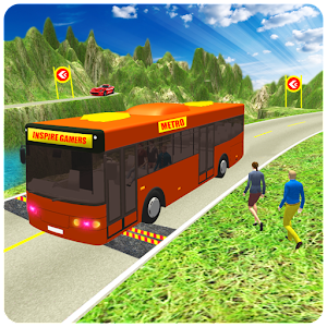 Bus Mountain Drive 3D for PC and MAC