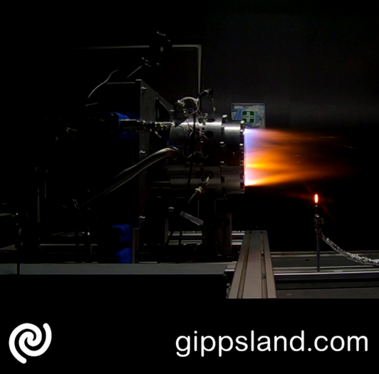 Breakthrough space technology for Australian research consortium sees first successful Rotating Detonation Engine test bringing Australia closer to space