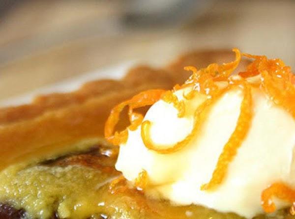 Moroccan Orange And Date Tart Recipe