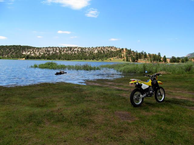 Lower Bowns Reservoir