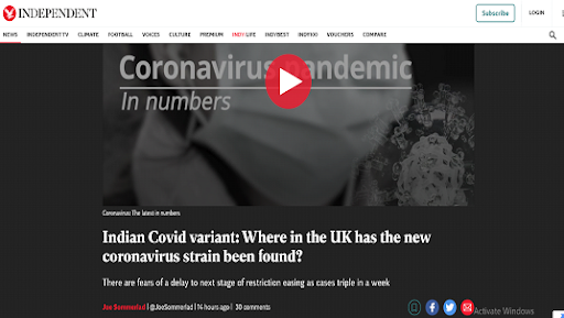 'The name is B.1617.2, not Indian variant,' Boris Johnson schools UK's liberal media