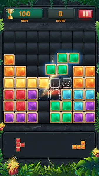 Block Puzzle 1010 Classic - Jewel Puzzle Game