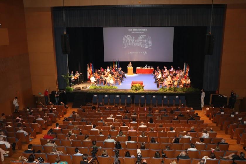 El Ejido celebra su XXXIX aniversario