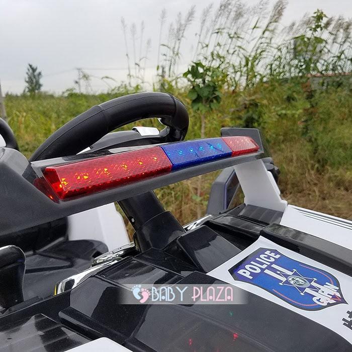 Xe oto điện cảnh sát Jeep YK-0188 10