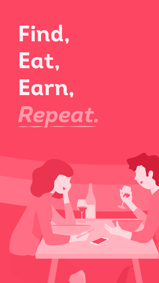 Liven - Eat & Earn- screenshot