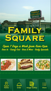 Family Square- screenshot thumbnail