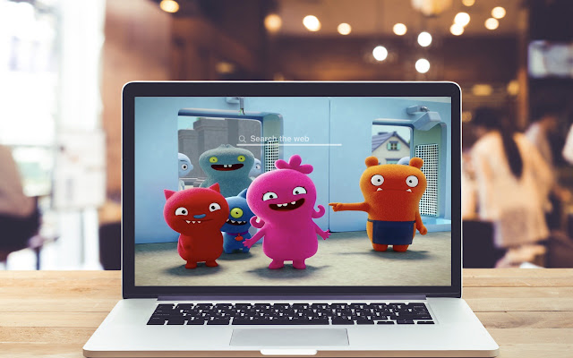 Ugly Dolls HD Wallpapers Movie Theme
