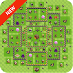 Maps for Clash of Clans 1.0 Apk