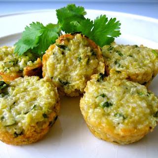 Parmesan Quinoa Bites, Holistic