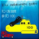 The submarine game icon