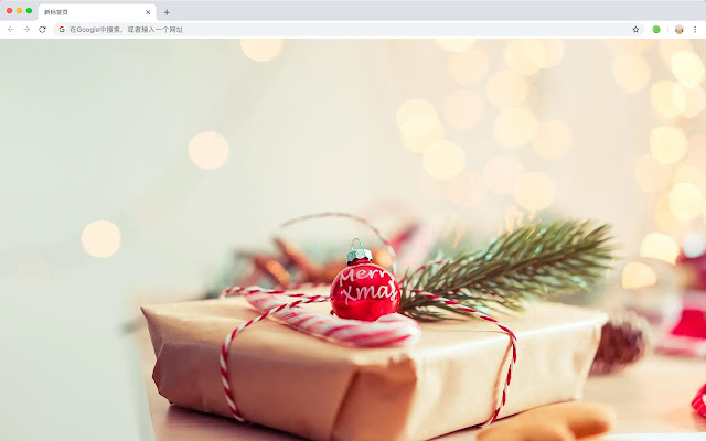 Christmas New Tab & Wallpapers Collection