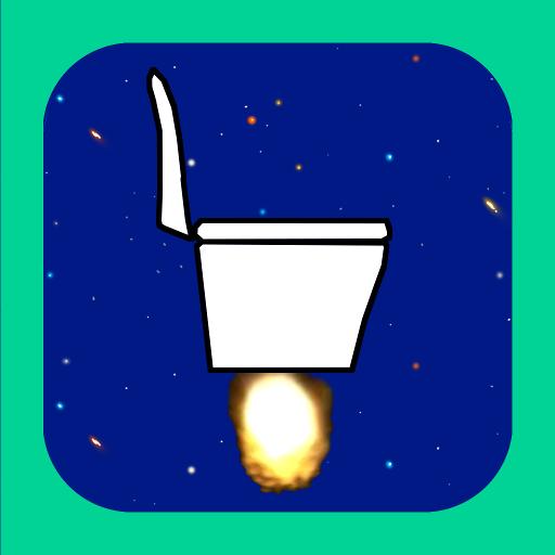 娱乐のトイレロケット LOGO-記事Game