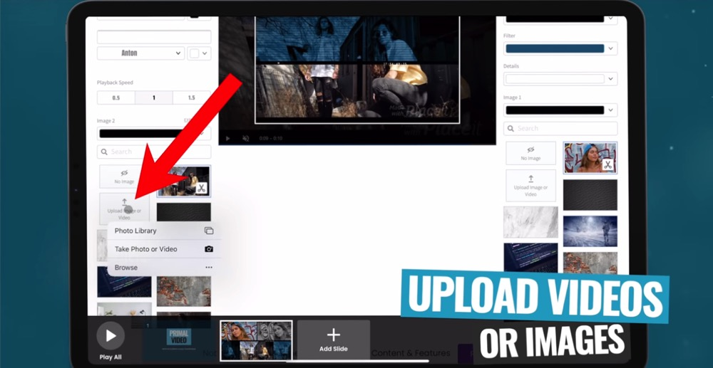 Upload videos to include in your intro that will showcase your YouTube channel