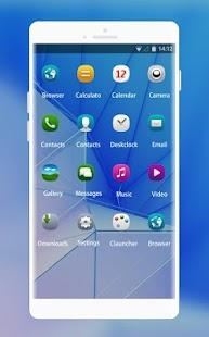Theme for Nokia E7-00 - náhled