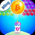 Bitcoin Pop - Get Bitcoin! icon