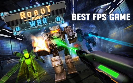ロボット軍の戦争