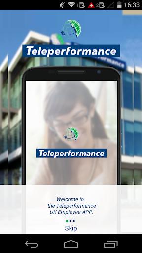 Teleperformance Employee App