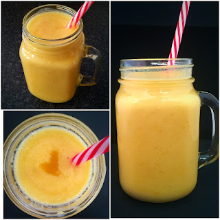 Mango and Banana Smoothie Recipe