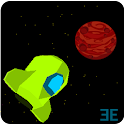 Exodus AXL Slide Space Shooter icon