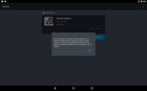 PrePass MOTION screenshot 4
